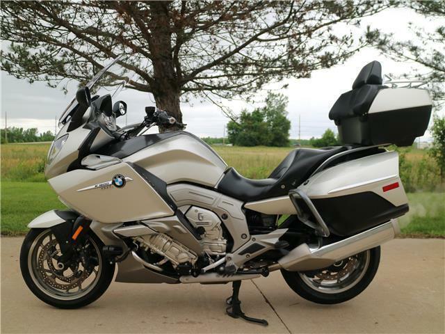 2012 BMW K1600GTL, ABS, ASC, XM, Loaded, 38K Miles, Great Deal !!!