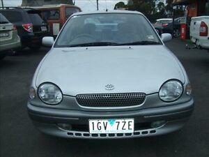 1999 Toyota Corolla AE112R CS-X 4 Speed Automatic Liftback Frankston Frankston Area Preview