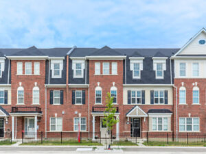 Freehold Town Home For Sale Close to M.P. Go Station In Brampton