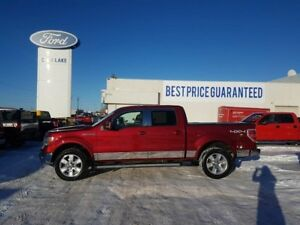 2013 Ford F-150 $237 BI-WEEKLY*, LARIAT, TONNEAU, LEATHER, CHROM