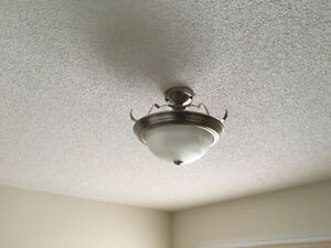 Semi ceiling lights Kitchener / Waterloo Kitchener Area image 1