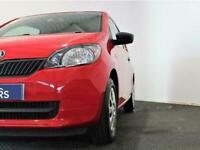 2013 Skoda CITIGO HATCHBACK 1.0 MPI S 3dr Hatchback Petrol Manual
