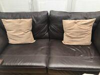 brown leather sofas from next Garda range