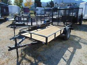 2017 Mirage 5 X 10 Utility / ATV Trailer w. Ramp
