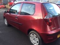 FIAT PUNTO ACTIVE 2004 FULL YEAR MOT GOOD CONDITION