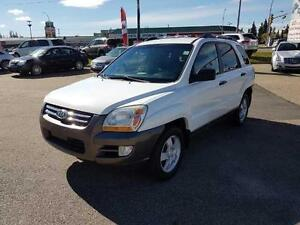 """2008 Kia Sportage LX- """"WOW only $100.02 bw EVERYONE APPROVED"""""""