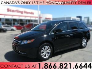 2016 Honda Odyssey EX | 1 OWNER | NO ACCIDENTS