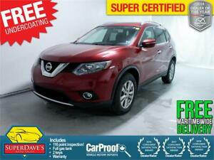 2014 Nissan Rogue SV AWD *Warranty* $141 Bi-Weekly OAC