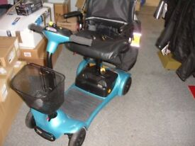 small scooter near new, open to offers