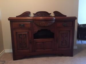 Antique Commode, Side Board