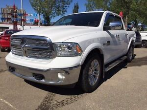 2014 Ram 1500 Laramie Longhorn NAV-LEATHER - 0% Financing OAC!