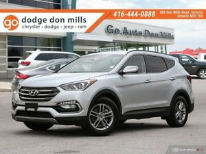 2018 Hyundai Santa Fe Sport Premium - AWD - Back up camera - Blu