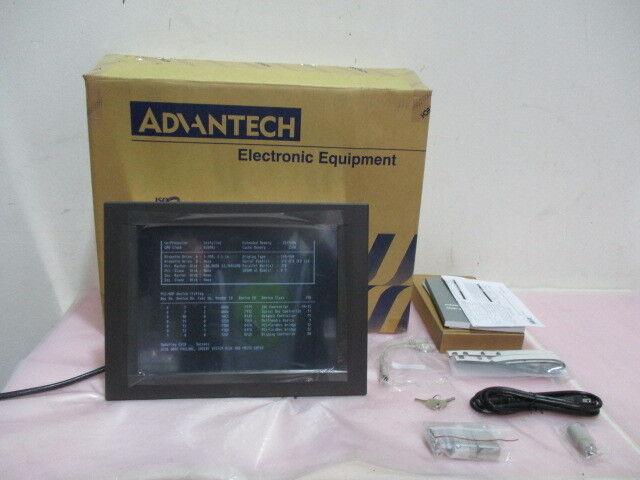 """AMAT 0660-00223, Industrial Panel PC, 15"""" LCD w/ Touchscreen, Advantech. 419153"""