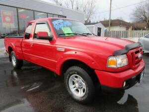 2006 FORD RANGER SPORT * AUTOMATIC * CERTIFIED * CLEAN CARFAX *