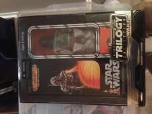 12 inch Boba fett mib and more 12 inch figures original trilogy