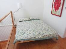 Queen Size Bed or Two Single Beds - Sprung Slat, Folding Beds Newcastle 2300 Newcastle Area Preview