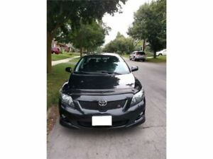 2010 Toyota Corolla Sport Sedan,REMOTE STARTER,NEW TIRES/BATTERY