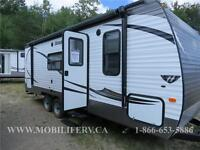 **SLEEPS 6! **BUNKS! **FAMILY TRAVEL TRAILER FOR SALE!