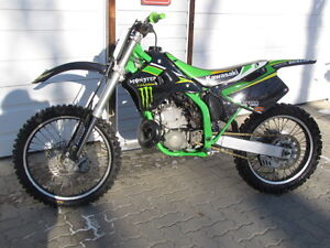 250 KX Kawasaki