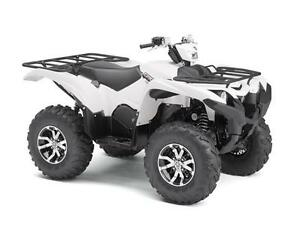 YAMAHA LAVAL : GRIZZLY 700 EPS , 2017 ( ALPINE WHITE )
