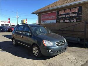 2009 Kia Rondo EX***7 PASSENGERS****HEATED SEAT***ONLY 169 KMS