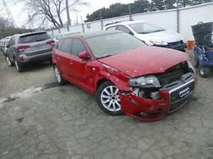 AUDI A 3 (2006/2013   FOR PARTS PARTS ONLY )