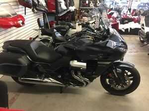 2014 Honda CTX1300 Brand New NON-Current!