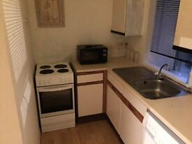 Ground floor, one bedroom flat in Perth City Centre