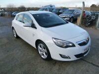 VAUXHALL ASTRA - YH61LXD - DIRECT FROM INS CO