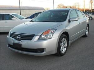 2008 Nissan Altima 2.5 S  $3993  CERT/E-TESTED