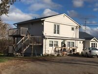 A Beautiful Waterfront 2 BR/1 bath upper apt. in Campbellford!!