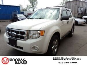 2010 Ford Escape XLT Automatic 4dr 4x4