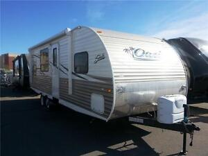2016 Oasis 25RS Travel Trailer