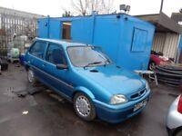 1995(Nreg) Rover 100 KENSINGTON SE 22,000 MILES £450