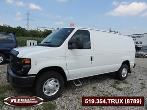 2008 Ford E350 SD Cargo Van