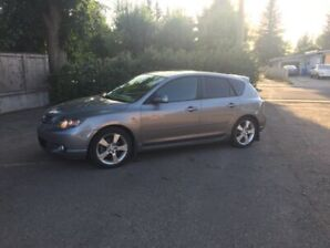 2006 Mazda 3 Sport For Sale! (Perfect First Car!)