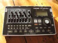 Boss 8 track digital recorder