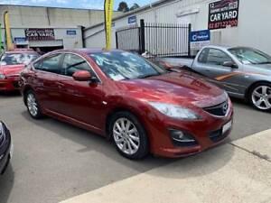 2011 Mazda Mazda6 CLASSIC GH MY10 AUTO 2.5L 4D LIFT BACK Smithfield Parramatta Area Preview