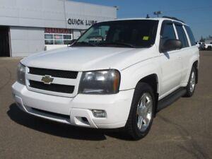2008 Chevrolet TrailBlazer LT w/3LT. Text 780-205-4934 for more
