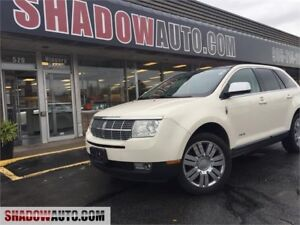 2008 Lincoln MKX- NAV - PANO - LEATHER- HEATED SEATS AS IS!!