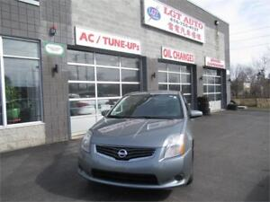 2010 Nissan Sentra 2.0, certified, low kms!