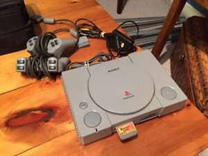 Play Station original