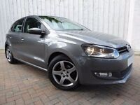 Volkswagen Polo 1.6 TDI CR 75 SE ....Diesel Polo, Complete With a Full Service History (8 Stamps)