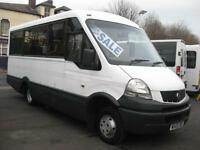 Renault MASCOTT 17 SEAT WHEELCHAIR ACCESSIBLE DISABILITY MINIBUS TACHOGRAPH