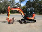 EXCAVATOR 4 TONNE KUBOTA 2016 MODEL Pickering Brook Kalamunda Area Preview