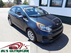 2016 Kia Rio 5 Door Hatchback GDI only $111 bi-weekly all in!