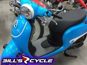 2016 HONDA On Road NCW 50 G   Giorno Blue Pearl