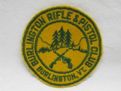 Pins & Patches - Rifle Pistol Club