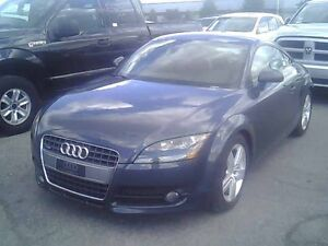 2009 Audi TT - Quattro Twin Turbo - Red Leather Coupe (2 door)