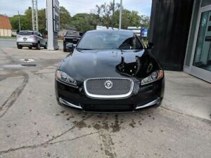 2013 Jaguar XF V6 4dr AWD Sedan